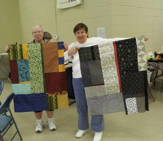 Pat sloan quilts by betty and karen