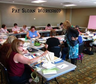 Pat sloan workshop