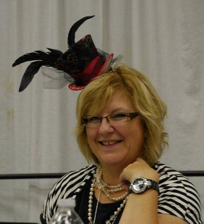 Pat sloan hat