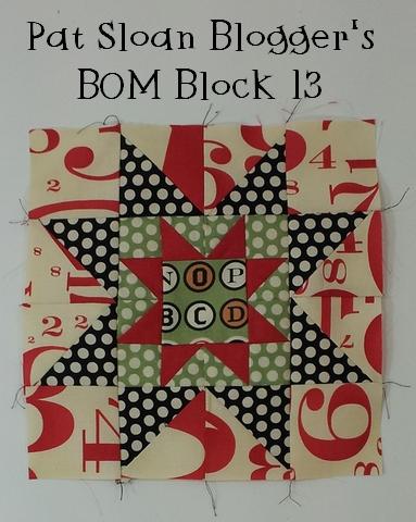 Pat sloan blogger block 13