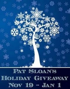 Pat Sloan Holiday Giveaway 240