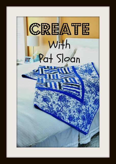 Pat Sloan CREATE