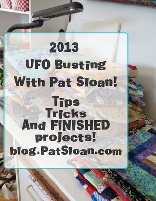 Pat Sloan 2013 UFO Busting Button