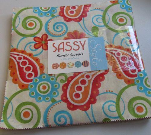 Sassy fabric