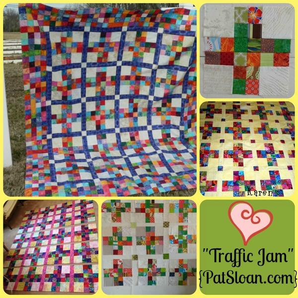 Pat Sloan's QuiltersHome: *** Pat Sloan's Free Patterns : 10 inch quilt blocks free - Adamdwight.com