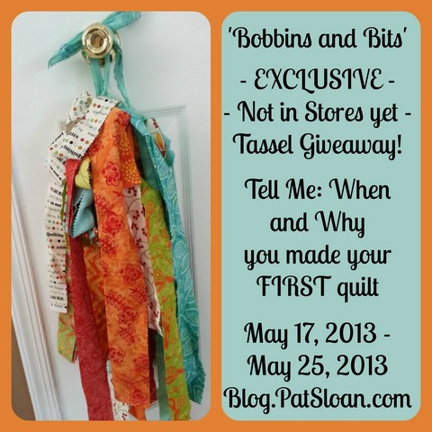 Pat Sloan bloggers giveaway