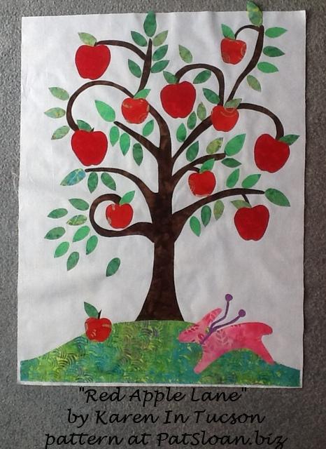 Red apple lane karen in tucson