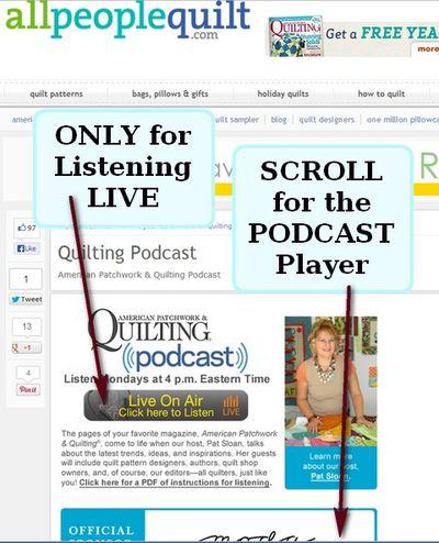 Pat Sloan APQ Radio page 4