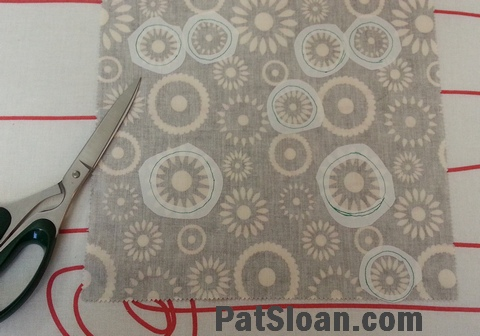 Pat sloan pillow case fabric audition 5