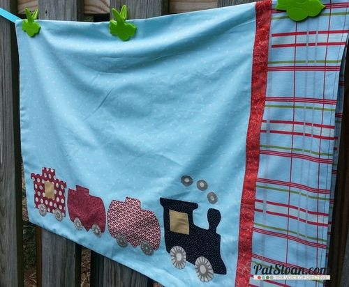 Pat sloan pillowcase blog challenge