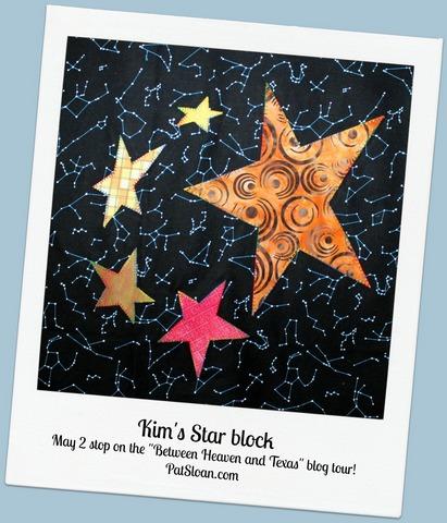 Pat Sloan star block tour