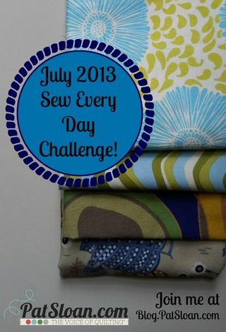 Pat sloan july 2013 challenge sew every day buttonsm