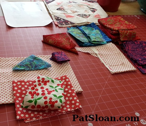 Pat sloan aug fabric audition