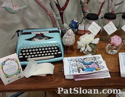 Pat sloan quilt market valori wells