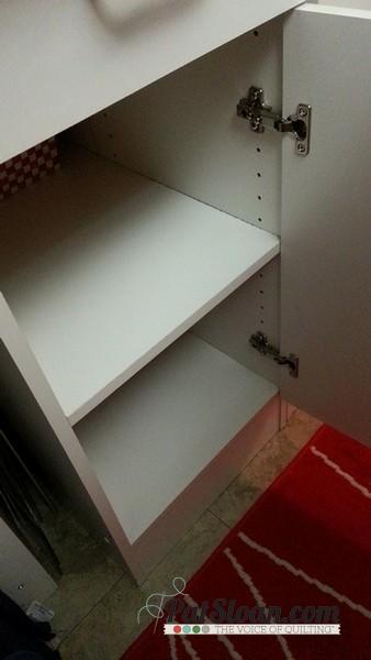 Pat sloan shelf reorg 5