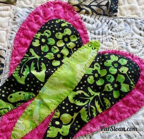 Pat sloan butterfly block2