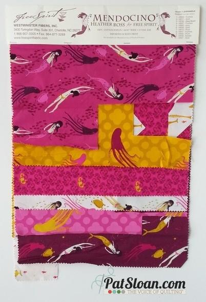 Pat sloan fabric play
