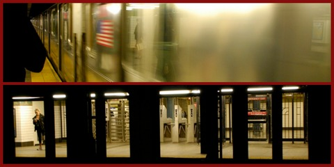 Pat sloan nyc subway 1