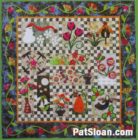 Pat slaon brambleberry quilt