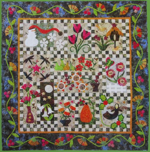 Brambleberry quilt 5657