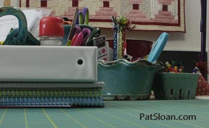 Pat sloan notebooks