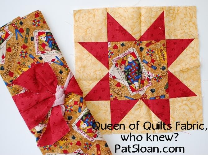 Pat sloan queen of quilts