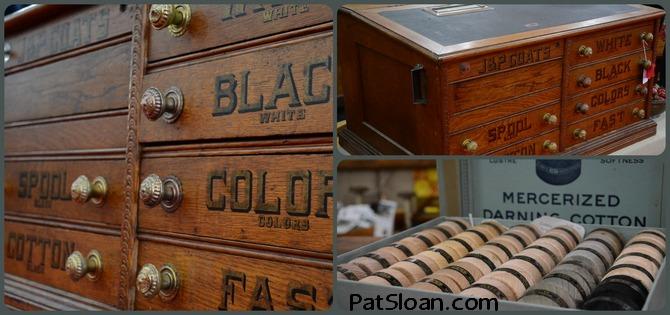 Pat sloan q antiques