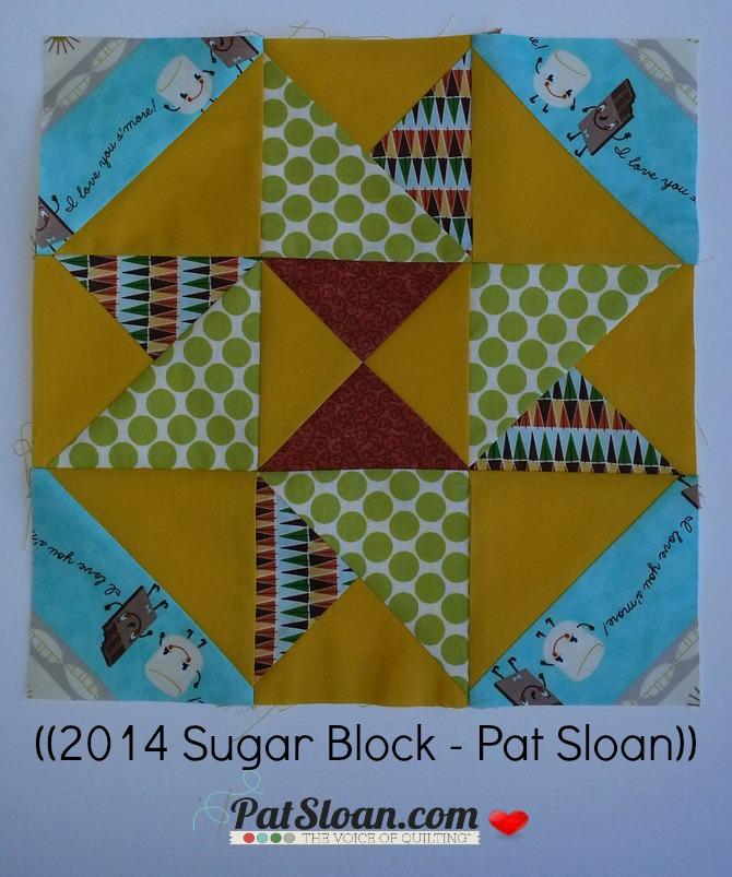 Pat sloan sugar block 1 pic 10