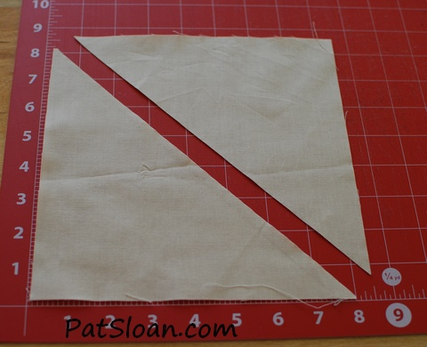 Pat Sloan triangle label 1b