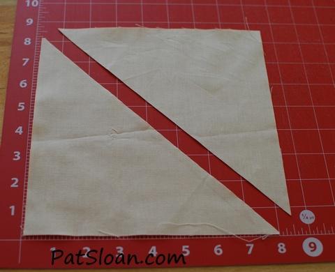 Pat Sloan triangle label 1b