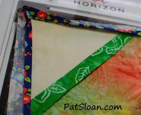 Pat Sloan triangle label 11