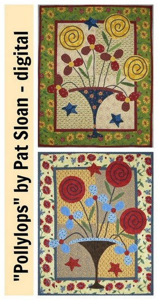 Pat sloan pollylops digital patternsm
