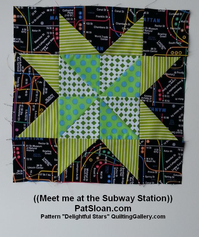Pat sloan meet me atthe subway station 1