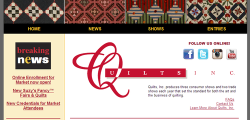 Quilts inc page