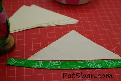Pat Sloan triangle label 4
