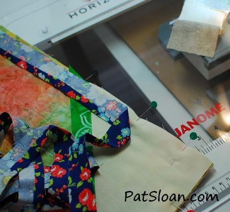 Pat Sloan triangle label 9
