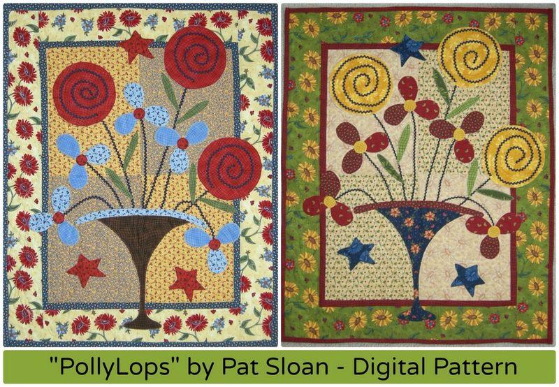 Pat sloan pollylogs digital