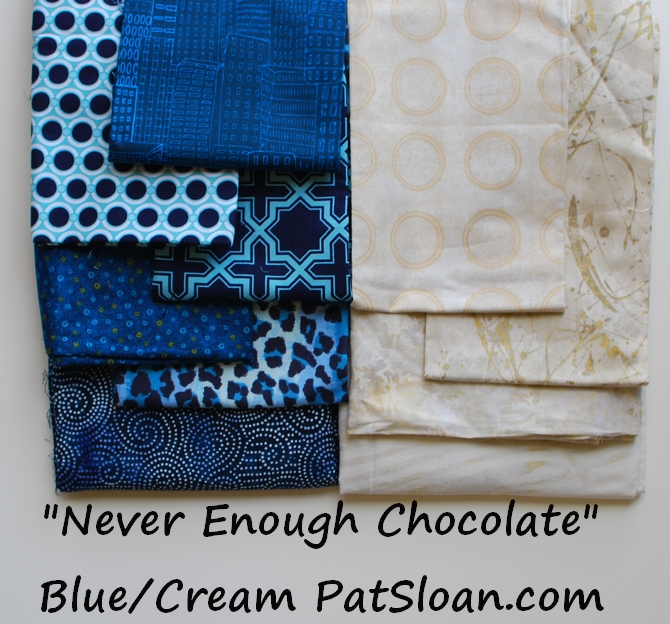 Pat sloan never enough chocolate block 1 pic 6