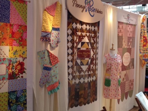 Riley blake penny rose fabric line