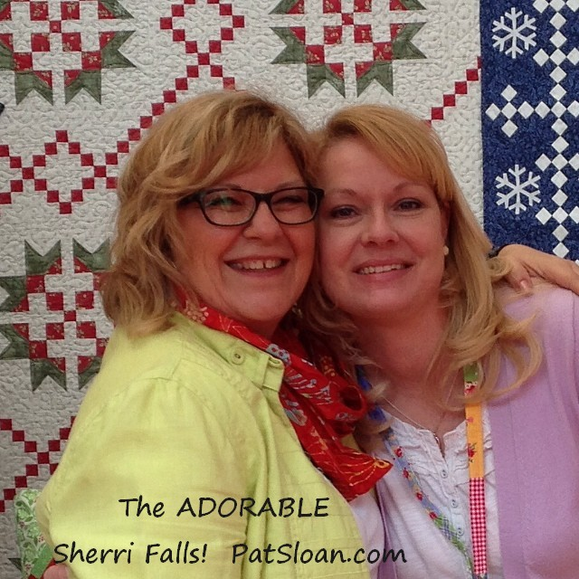Pat sloan and sherri falls