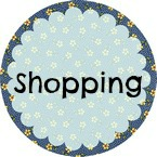 Pat sloan shopping buttons circle