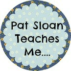 Pat sloan teaches me button