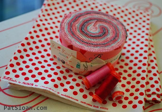 Pat sloan valentine stitched 1
