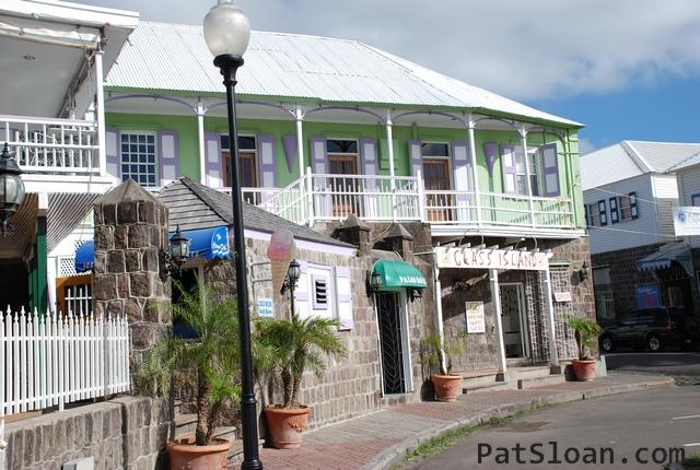 Pat sloan town