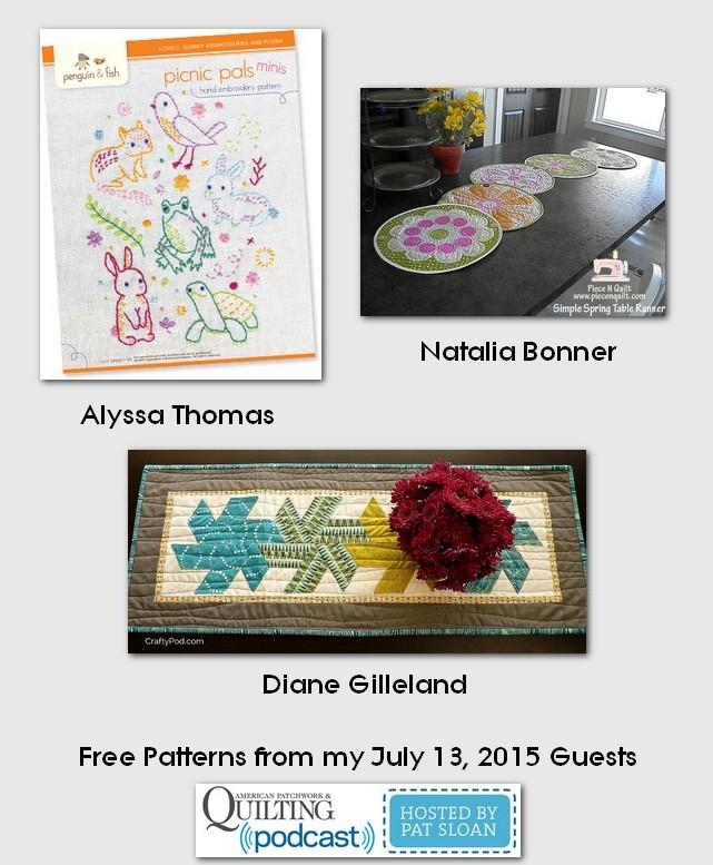 Pat sloan July 13 2015  free patternsv2