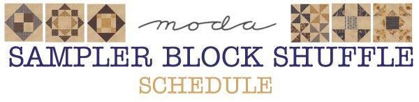 Sampler-Block-Schedule