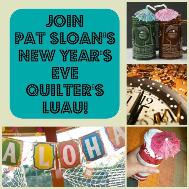 Pat sloan 2016 New Years eve Luau