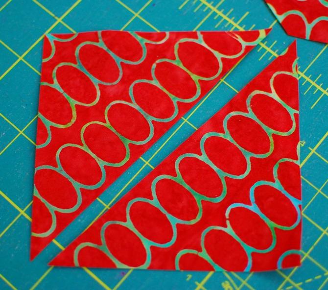 Pat sloan splendid block 16 fussy cut 3
