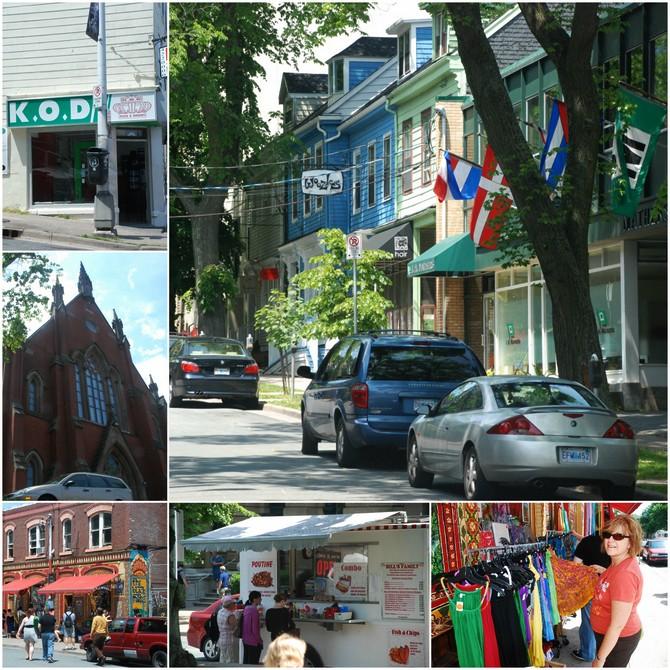 Pat Sloan Halifax trip photos