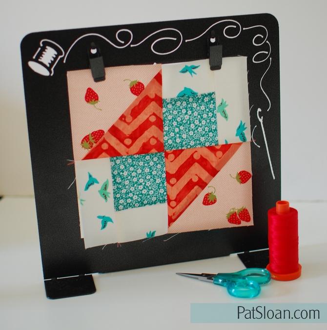 Pat sloan splendid sampler block 30 pic 2
